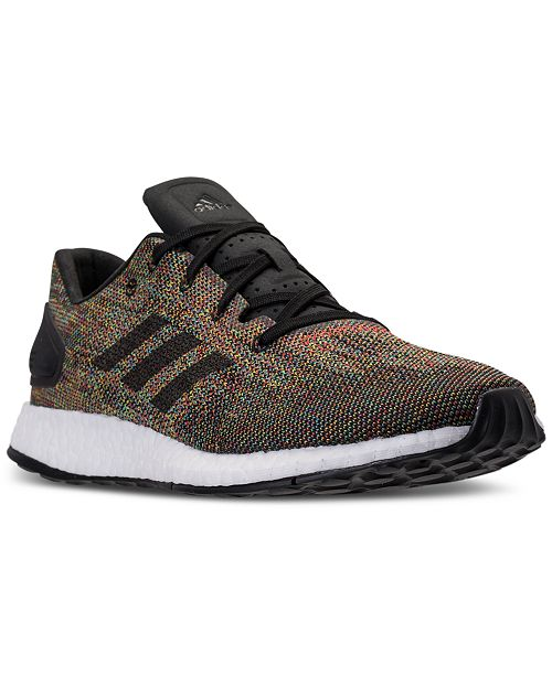 de05ddfb83a adidas Men s PureBOOST DPR LTD Running Sneakers from Finish Line ...