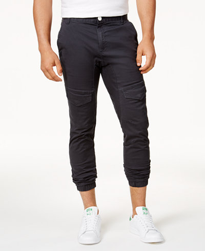 American Rag Men's Stretch Utility Joggers, Created for Macy's
