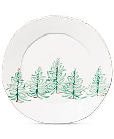 Lastra Holiday Round Platter