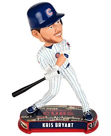 Forever Collectibles Kris Bryant Chicago Cubs Headline Bobblehead