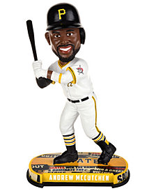 Forever Collectibles Andrew McCutchen Pittsburgh Pirates Headline Bobblehead