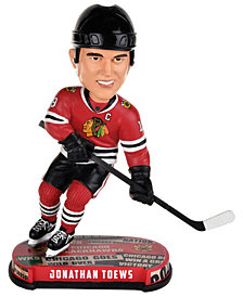 Forever Collectibles Jonathan Toews Chicago Blackhawks Headline Bobblehead