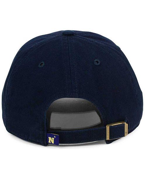 126665ab2842b 47 Brand Navy Midshipmen CLEAN UP Cap   Reviews - Sports Fan Shop By ...