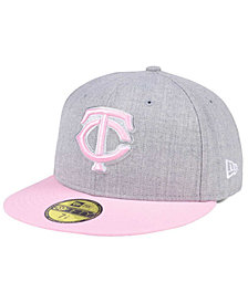 New Era Minnesota Twins Perfect Pastel 59FIFTY Cap