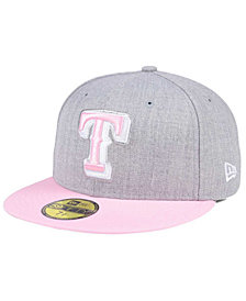 New Era Texas Rangers Perfect Pastel 59FIFTY Cap