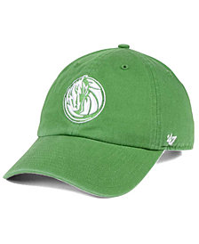 '47 Brand Dallas Mavericks Pastel Rush CLEAN UP Cap