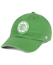 '47 Brand Los Angeles Clippers Pastel Rush CLEAN UP Cap