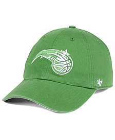'47 Brand Orlando Magic Pastel Rush CLEAN UP Cap