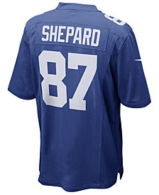 Nike Men's Sterling Shepard New York Giants Game Jersey