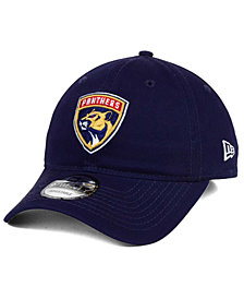 New Era Florida Panthers Relaxed 9TWENTY Strapback Cap