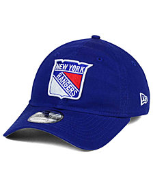 New Era New York Rangers Relaxed 9TWENTY Strapback Cap