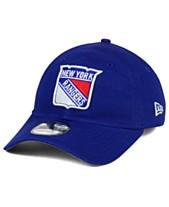 92c2a1c70 New Era New York Rangers Relaxed 9TWENTY Strapback Cap