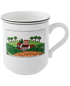 Villeroy & Boch Dinnerware, Design Naif Mug Farmland