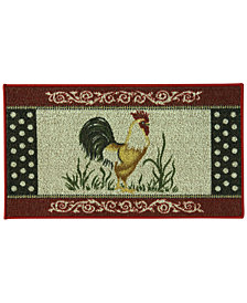 Bacova Cock-A-Doodle Berber Accent Rug Collection
