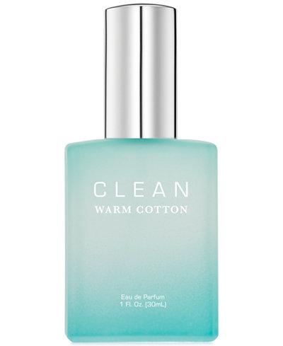 CLEAN Fragrance Warm Cotton Eau de Parfum, 1-oz.