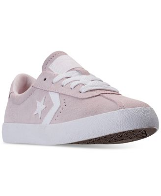Converse Big Girls' Breakpoint Suede Casual Sneakers from Finish Line