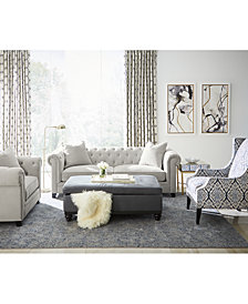 Martha Stewart Collection Saybridge Living Room Furniture Collection, Created for Macy's