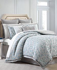 Charisma Legacy Queen 4-Pc. Duvet Set