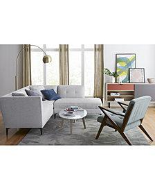 CLOSEOUT! Camilia Fabric Modular Sofa Collection, Created for Macy's