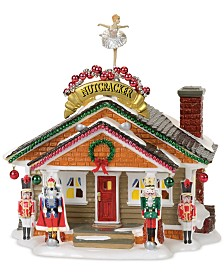 Department 56 Snow Village The Nutcracker House