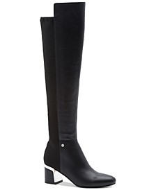 Cora Wide Calf Boots, Created for Macy's
