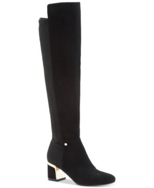 Dkny Cora Wide Calf Boots,...