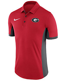 Nike Men's Georgia Bulldogs Evergreen Polo