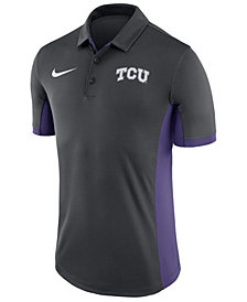Nike Men's TCU Horned Frogs Evergreen Polo