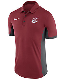 Nike Men's Washington State Cougars Evergreen Polo