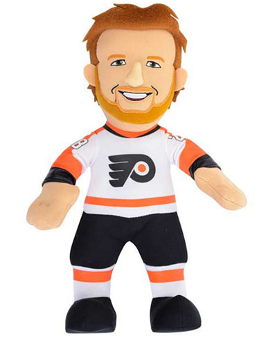 Bleacher Creatures Claude Giroux Philadelphia Flyers 10inch Player Plush Doll