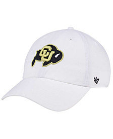'47 Brand Colorado Buffaloes CLEAN UP Cap