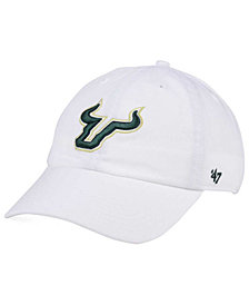 '47 Brand South Florida Bulls CLEAN UP Cap