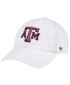 '47 Brand Texas A&M Aggies CLEAN UP Cap