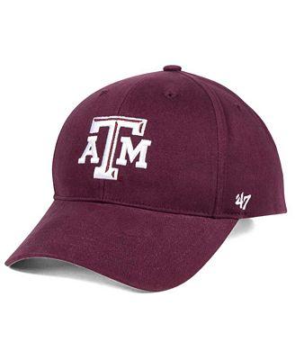 '47 Brand Boys' Texas A&M Aggies Basic MVP Cap