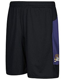 adidas Men's East Carolina Pirates Sideline Shorts