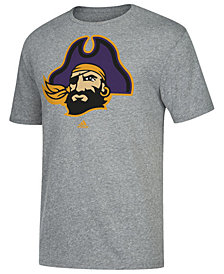 adidas Men's East Carolina Pirates Vintage Logo T-Shirt