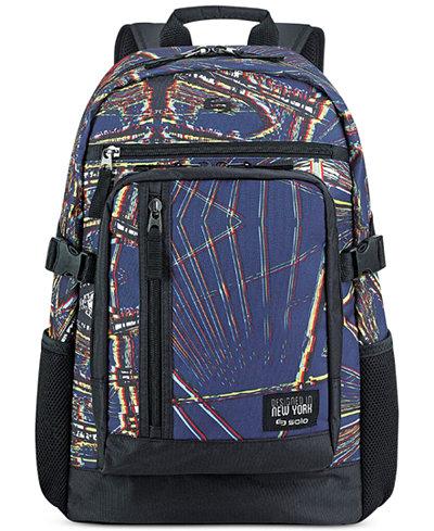 Solo Men's Bridge Printed Backpack