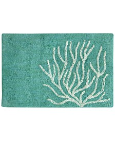 "Bacova Coral Cotton 20"" x 30"" Accent Rug"