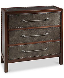 Tracer 3-Drawer Chest, Quick Ship