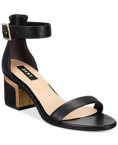 d9061c106 DKNY Henley Sandals