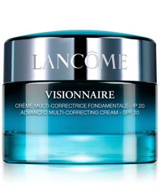 Lancome - Visionnaire Advanced Multi-Correcting Cream SPF20 -50ml/1.7oz Wireless LED Light Therapy Needle free Mesotherapy Anti-Aging Skin Lifting Beauty Facial Device