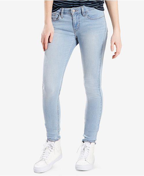 d7371da7 Levi's 535™ Super Skinny Jeans; Levi's 535™ Super ...