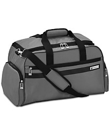 "CLOSEOUT! London Fog Southbury 22"" Cargo Duffel Bag, Created for Macy's"