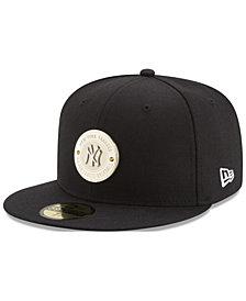 New Era New York Yankees Inner Gold Circle 59FIFTY Cap