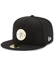 New Era Philadelphia Phillies Inner Gold Circle 59FIFTY Cap