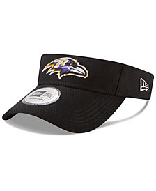 New Era Baltimore Ravens Training Visor