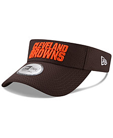 New Era Cleveland Browns Training Visor