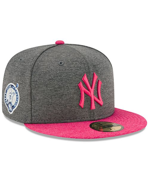 077312edd2b15 ... New Era New York Yankees Mothers Day Jeter Patch 59FIFTY Cap ...