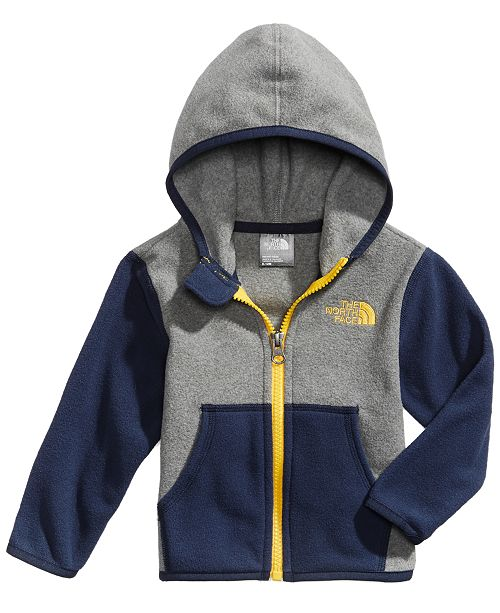 f05affdef88 The North Face Glacier Colorblocked Zip Hoodie