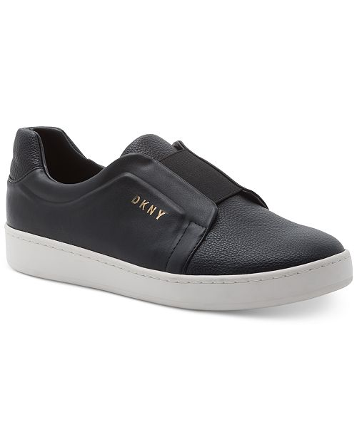 DKNY Bobbi Slip-On Sneakers, Created For Macy's